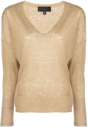 Nili Lotan v-neck sweater