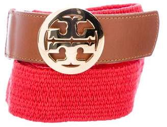 Tory Burch Logo Waist Belt