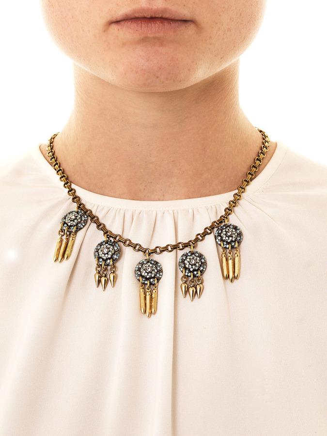 Lulu Frost Audrey sea necklace