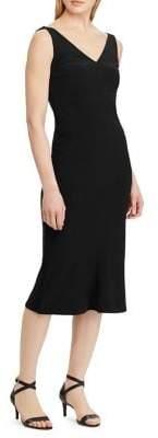 Lauren Ralph Lauren Sleeveless Jersey Dress