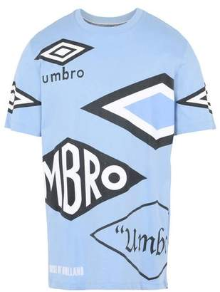 House of Holland UMBRO x MULTI LOGO T-SHIRT T-shirt