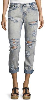One Teaspoon Awesome Baggies Jeans, Light Blue Fiasco $99 thestylecure.com