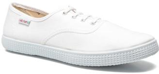 Men's  M Low Rise Trainers In White - Size Uk 6.5 / Eu 40