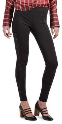 Hue Classic Textured Leggings