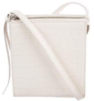 Elizabeth and James Embossed Sara Crossbody Bag