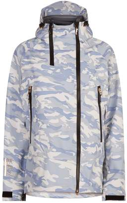 Giorgio Armani Camouflage Ski Jacket