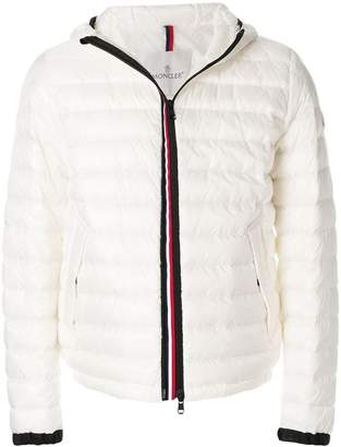 Moncler zip up puffed jacket