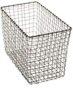 Design Ideas Cabo Wire Magazine Basket