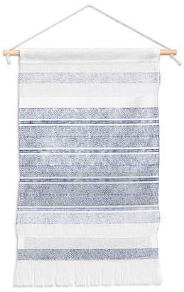"Deny Designs Holli Zollinger Capri Stripes Wall Hanging Portrait, 22""x32"""