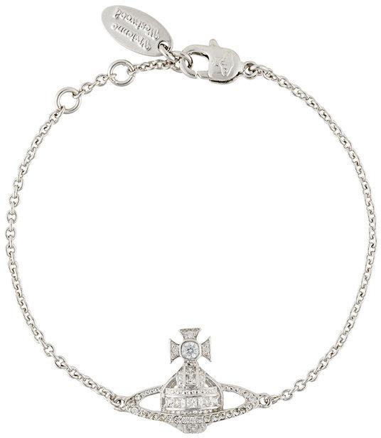 Vivienne WestwoodVivienne Westwood stoned applique bracelet