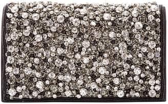 Stuart Weitzman Cloth Clutch Bag