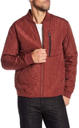 Tavik Replicant Quilted Bomber Jacket