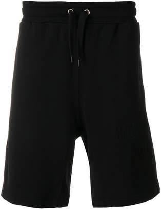 Moschino drawstring track shorts