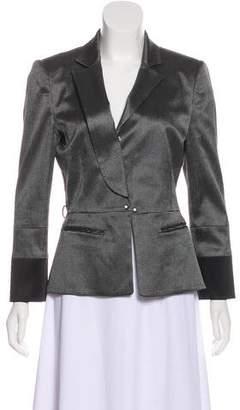 Just Cavalli Brocade Blazer Jacket