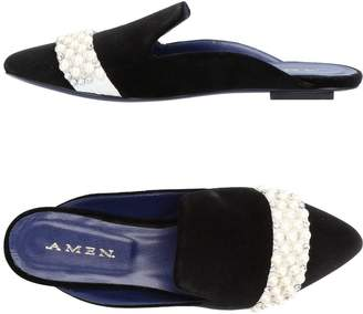 Chaussures - Mules Amen 7aT7uC