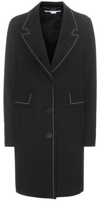 Stella McCartney Stretch-wool coat