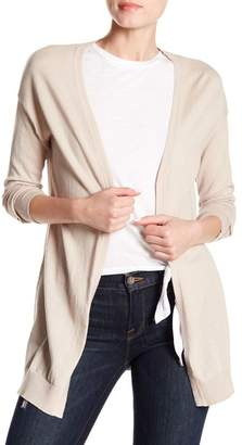 Cotton Emporium A-Line Long Sleeve Cardigan