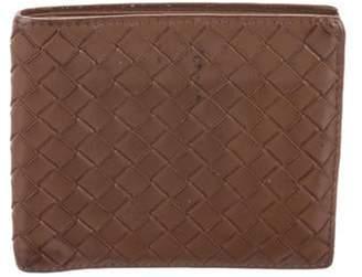 Bottega Veneta Intrecciato Bifold Wallet brown Intrecciato Bifold Wallet