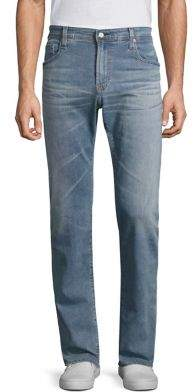 AG Jeans Matchbox Slim Straight Jeans