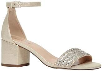 Call it SPRING THELADIED Mid Heel Block Sandal