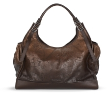 Dégradé  Leather Tote Bag