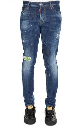 DSQUARED2 Dsquared Hawaii Cool Guy Jeans