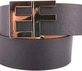 Elisabetta Franchi Celyn B. Leather Belt