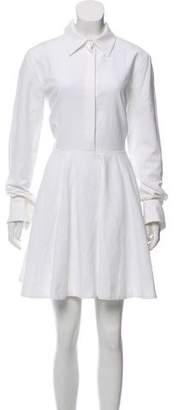 Stella McCartney Patterned A-Line Dress