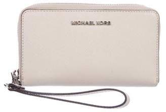 Michael Kors Jet Set Travel Continental Wallet