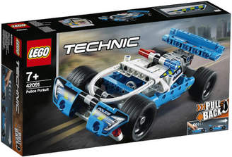 Lego Technic: Police Pursuit 42091