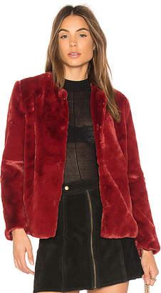 WYLDR Heidi Faux Fur Jacket