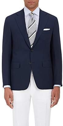 Canali Men's Capri Wool Two-Button Sportcoat