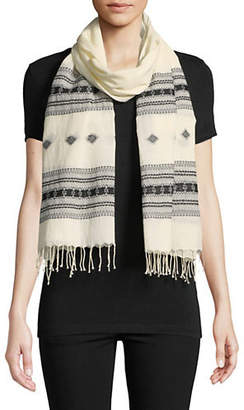 Eileen Fisher Organic Cotton Scarf
