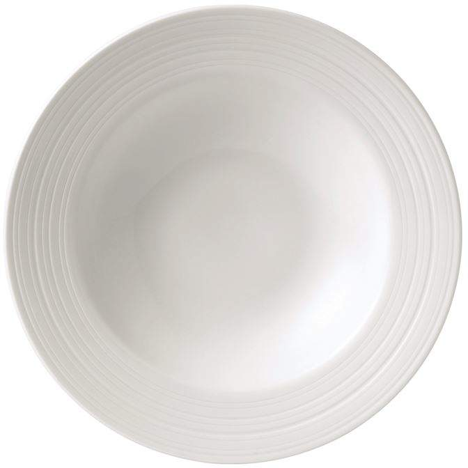Strata Rimmed Soup and Pasta Bowl (26cm)