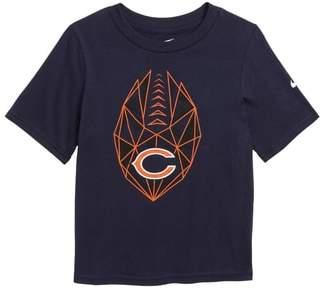 Nike NFL Chicago Bears Dry Legend Lift T-Shirt