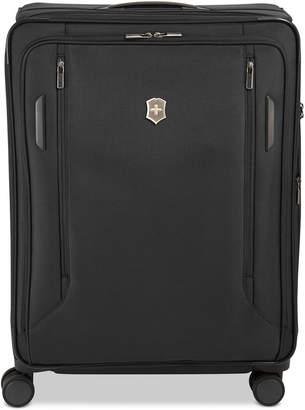 "Victorinox VX Avenue 31"" Extra-Large Expandable Softside Spinner Suitcase"