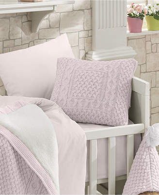 Nipperland Natural Premium 6 Piece Wool Blended Crib Bedding Set Bedding