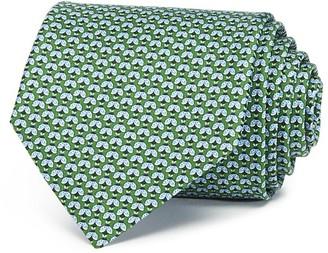Salvatore Ferragamo Ladybug Neat Classic Tie $190 thestylecure.com
