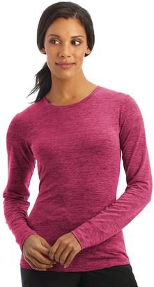 Jockey Women's Scrubs Performance RX Dry Comfort Long Sleeve Tee