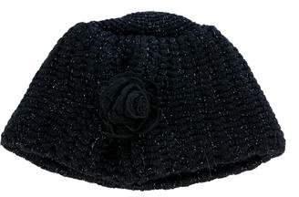 CNC Costume National Metallic Knit Hat