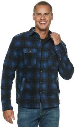Men's Urban Pipeline Sherpa-Lined Shirt Jacket