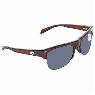 Costa del Mar Unisex-Adult Pawleys PW 66 OGP Polarized Oval Sunglasses