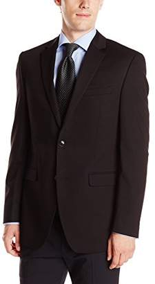 Perry Ellis Men's Slim Fit Suit Separate (Blazer and Pant)
