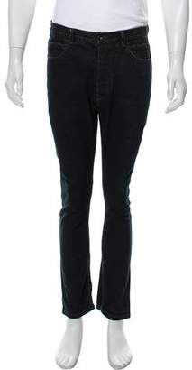 Rick Owens Torrence Cut Skinny Jeans