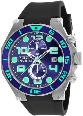 Invicta Men's 17813 Pro Diver Analog Display Japanese Quartz Watch