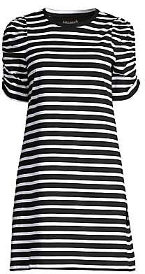 Kate Spade Women's Sailing Stripe Shift Dress