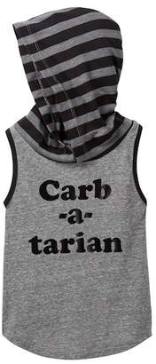 Million Polkadots Carb-a-tarian Hooded Tank Tee (Baby, Toddler, & Little Boys)