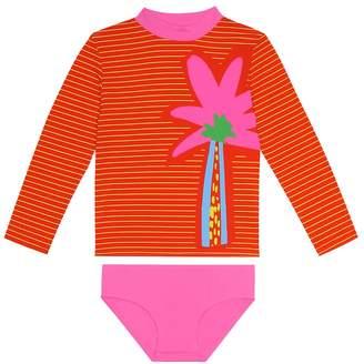 Stella McCartney Printed swimwear set