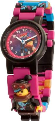 Lego The Movie 2 Wyldstyle(TM) Minifigure Link Watch