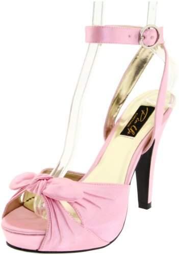 Pleaser USA Women's Bettie-04/BP Ankle-Strap Sandal